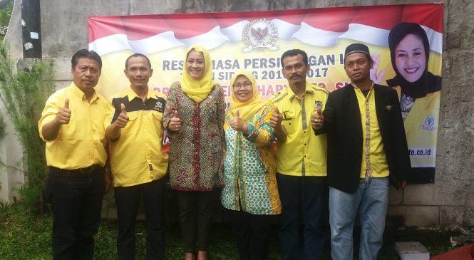 Wenny Apresiasi Kerukunan Umat Beragama di Kota Bekasi