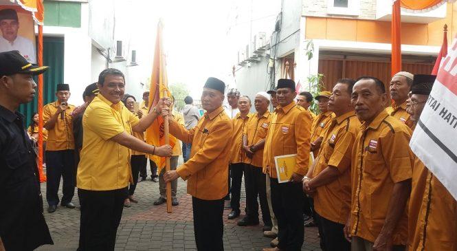 Kepemimpinan Ral di Hanura Kota Bekasi Dipuji