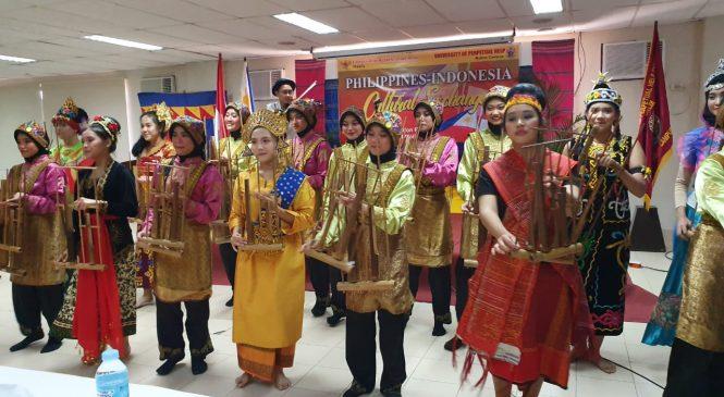 Lewat Seni SMAN 2 Kota Bekasi Tampil Di Manila