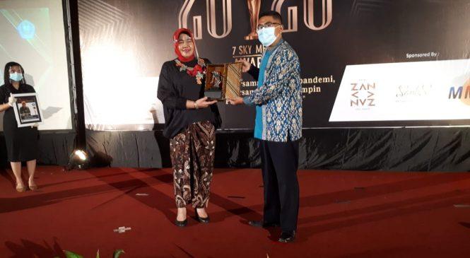 "Ekowati Diganjar ""Srikandi Perubahan Inovatif & Visioner Indonesia"""