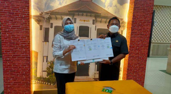 Pemkab Bekasi dan PLN UP3 Bekasi Tandatangani PKS Tentang Pungutan Pajak Penerangan Jalan