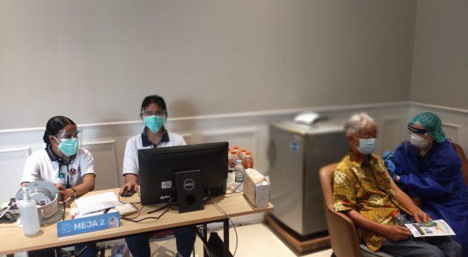 Tahap Pertama Vaksinasi Bagi Lansia Di Kabupaten Bekasi Mulai Dilaksanakan