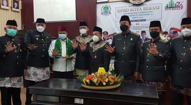 Kesejahteraan Masyarakat Jadi Prioritas di HUT ke 24 Kota Bekasi