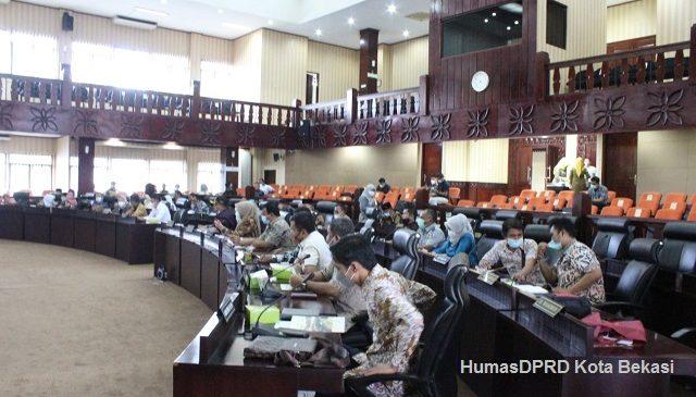 DPRD Kota Bekasi Terima Kunjungan Kerja 3 Daerah Luar Provinsi Jabar