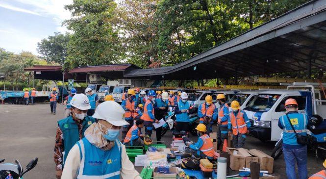 PLN UP3 Bekasi Siagakan 180 Personil Jelang Paskah, Ramadhan dan Idul Fitri 2021