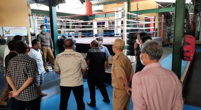 Komisi IV DPRD Kota Bekasi Kungker ke KONI