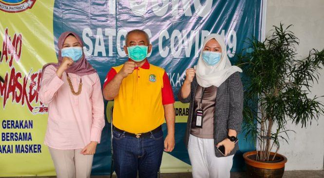 PLN UP3 Bekasi Sampaikan Program Kelistrikan Bulan Ramadhan ke Wali Kota