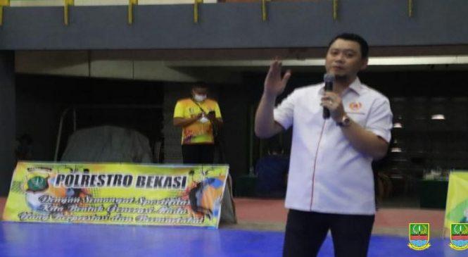 Begini Cara Kabupaten Bekasi Raih Target Juara Umum Porprov XIV Jabar