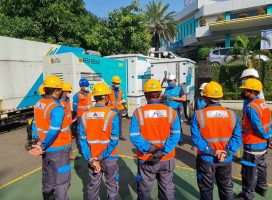PLN UP3 Bekasi Pastikan Pasokan Listrik Aman di Lokasi Perawatan Pasien Covid-19 dan Sentra Vaksinasi